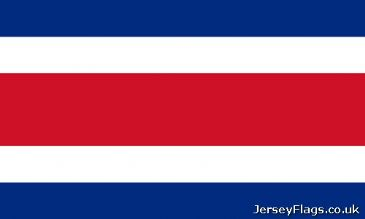 Costa Rica  (Civil Flag)